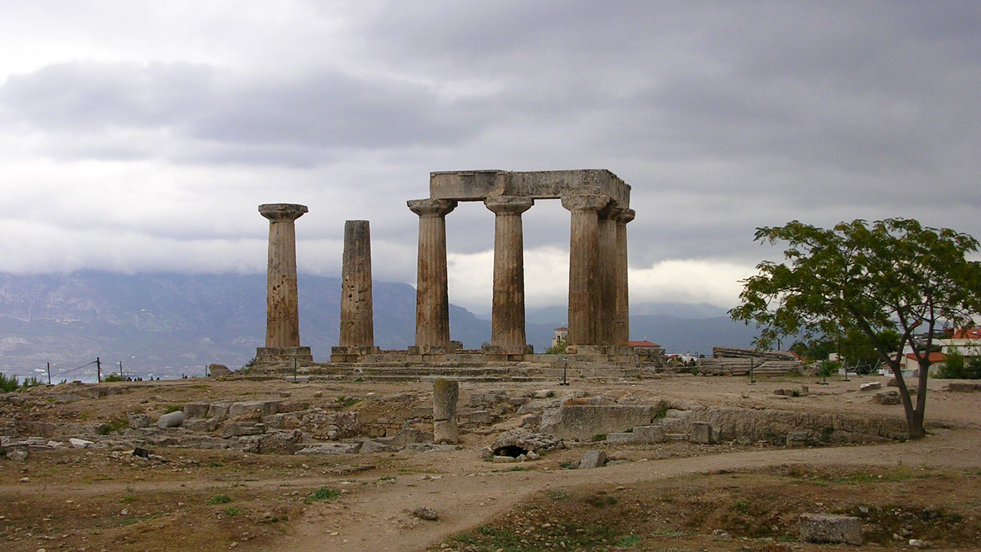 Temple of Zeus Nemea