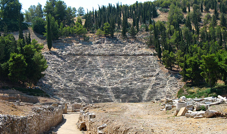 Ancient Theatre of Argos