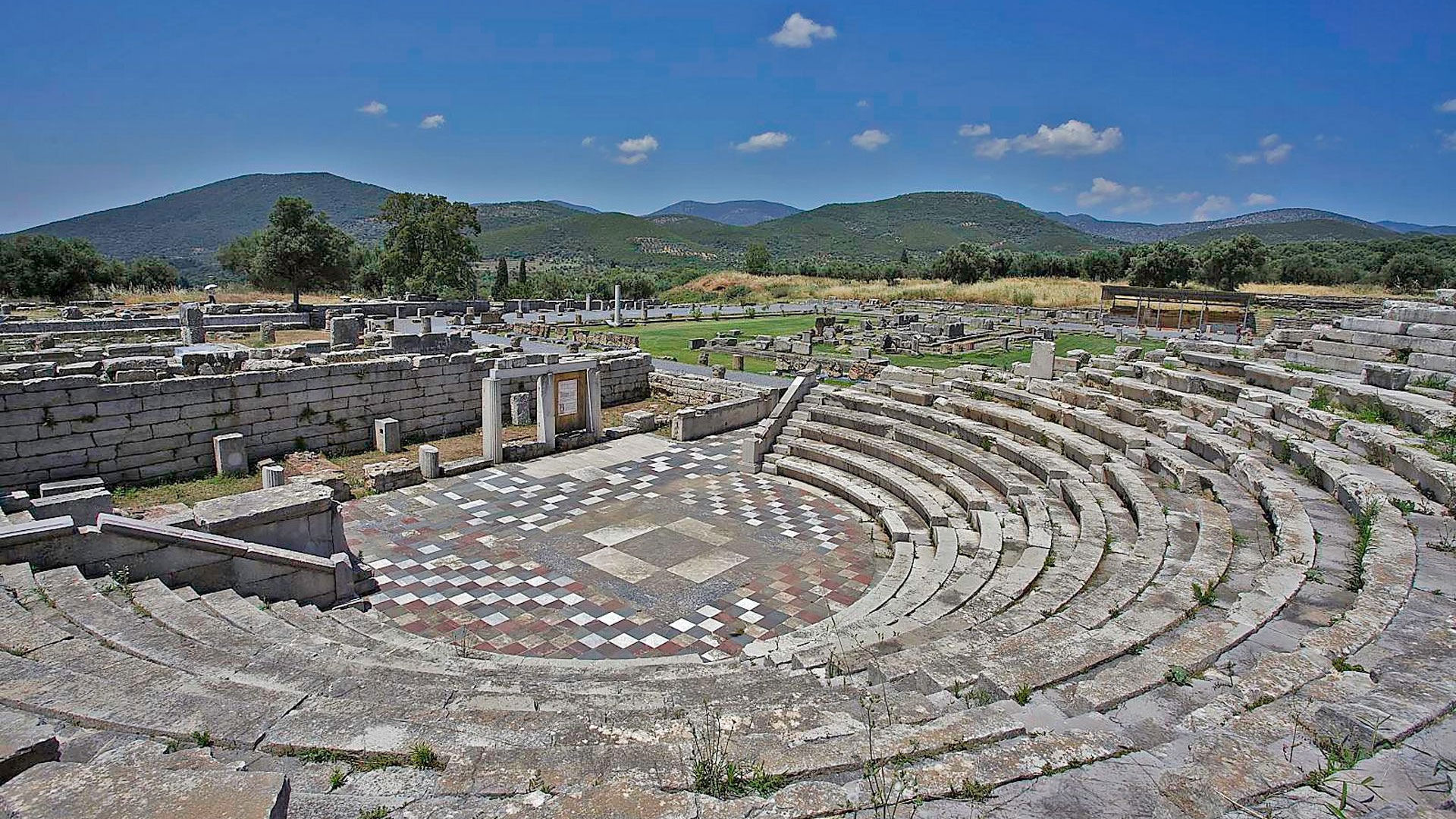Ancient Theatre of Messini